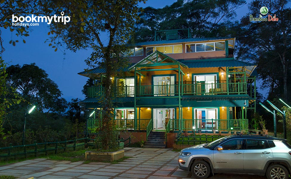 Bookmytripholidays | Adventure Tree house holiday | Resort Stay tour packages