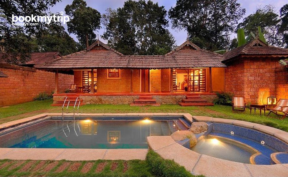 Bookmytripholidays | Evolve Back Fantasy Coorg | Luxury tour packages