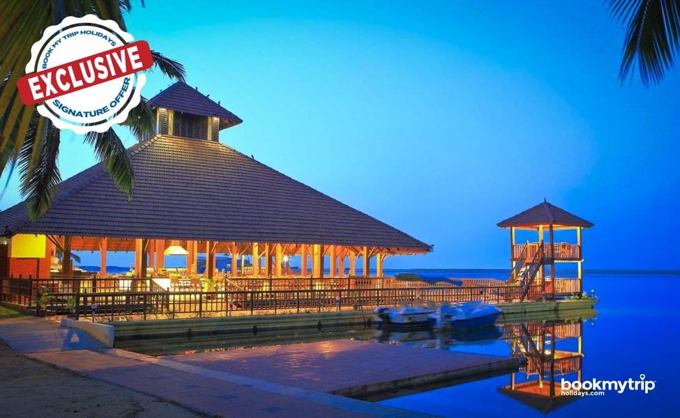 Bookmytripholidays | Alluring Holiday at Poovar | Luxury tour packages