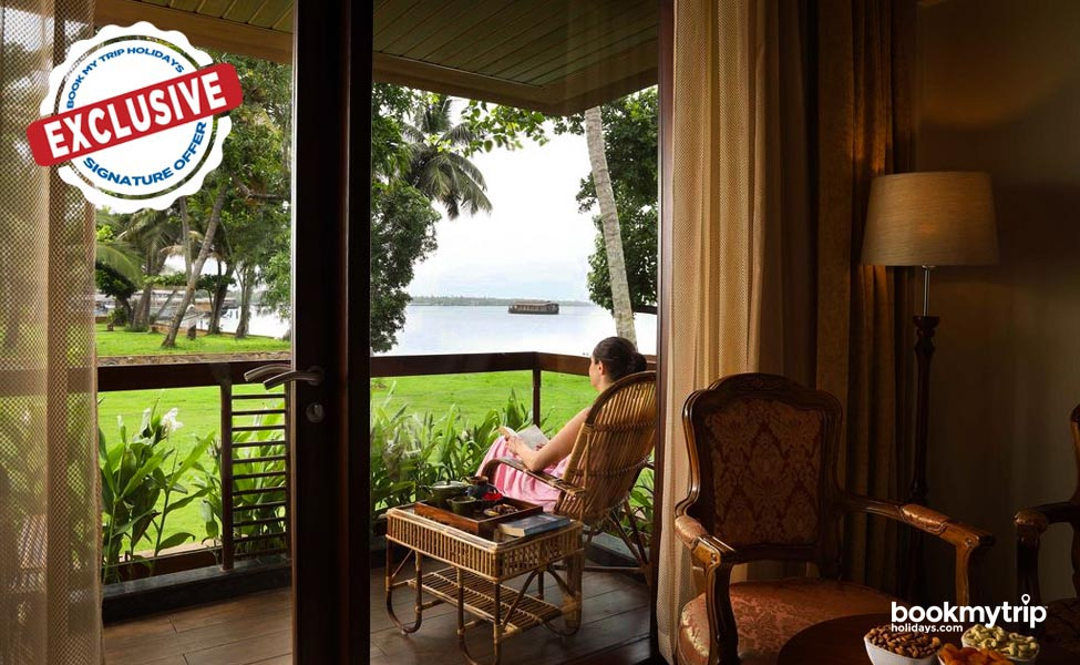 Bookmytripholidays | Serene Backwater Holiday | Luxury tour packages