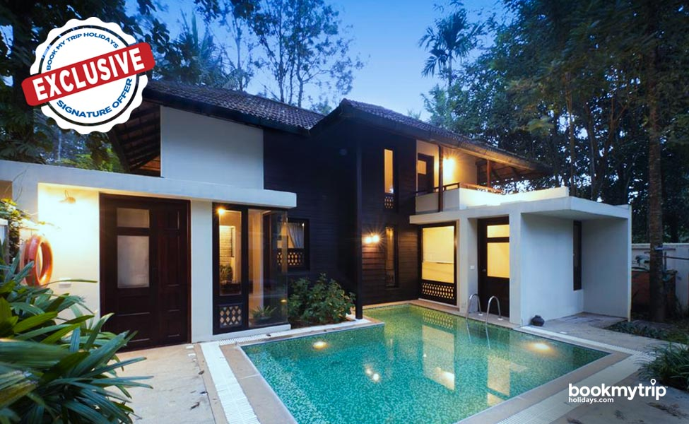 Bookmytripholidays   Thekkady Premium Stay   Luxury tour packages