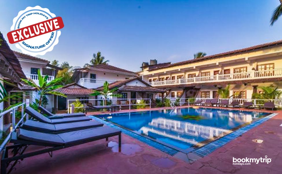 Bookmytripholidays | Funtatstic Goa | Budget Tours tour packages