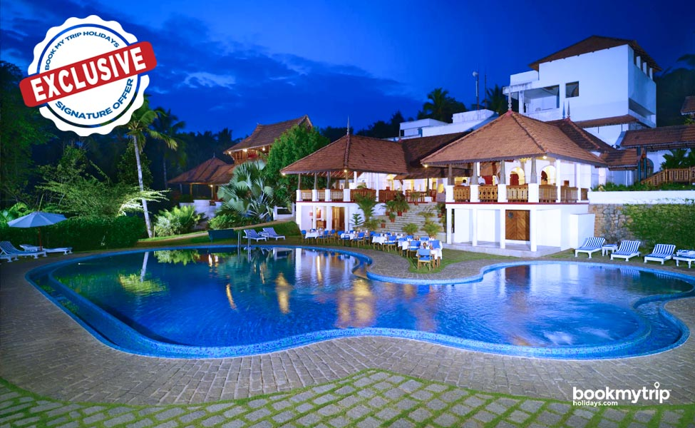 Bookmytripholidays | Perfect Beach Side Stay | Luxury tour packages