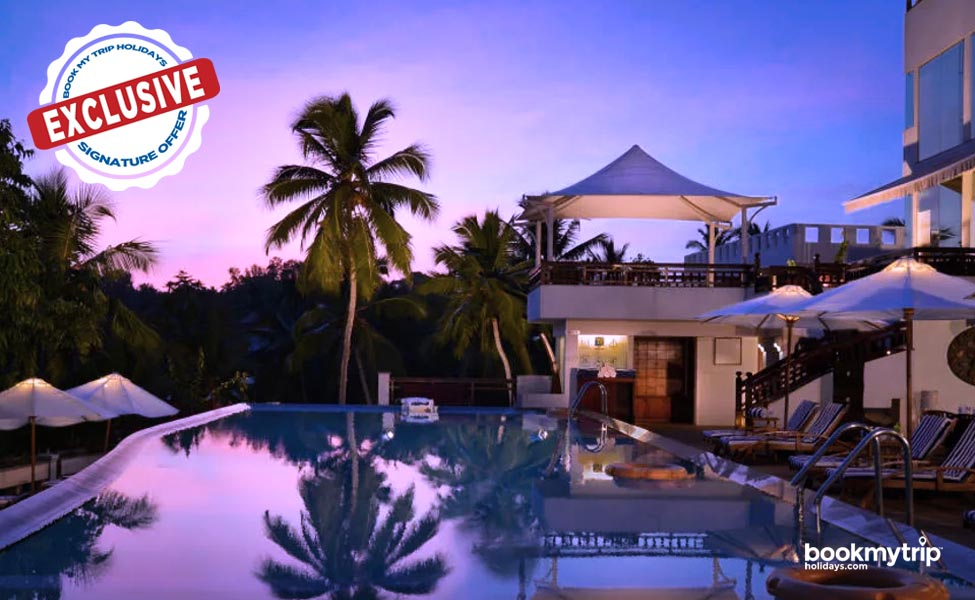 Bookmytripholidays | Exquisite Stay At Kovalam | Luxury tour packages