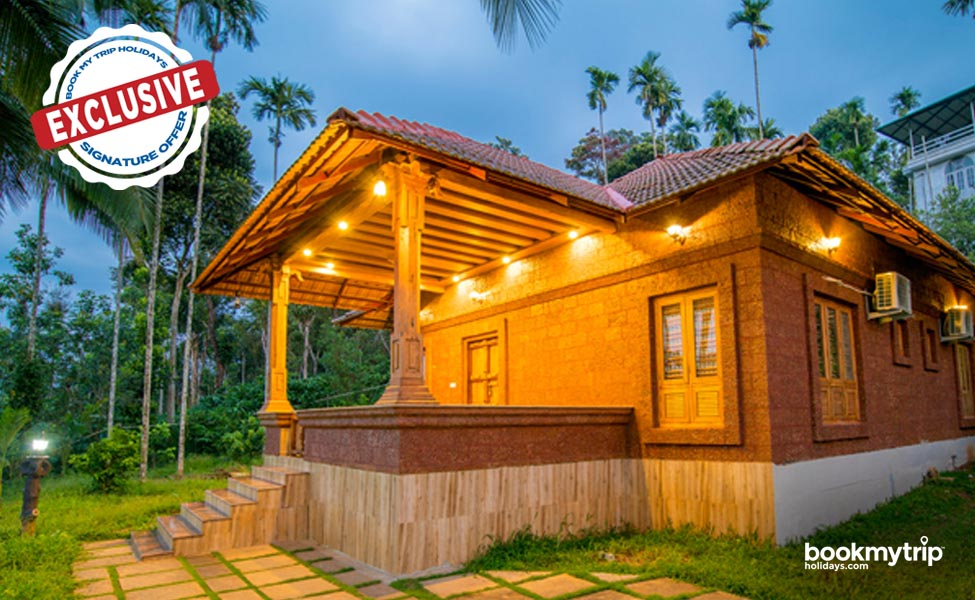 Bookmytripholidays | Closer To Nature Wayanad | Luxury tour packages