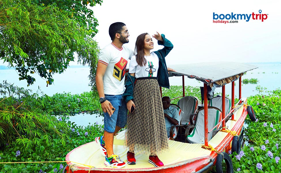 Bookmytripholidays | Enchant Kerala Holidays | Beach Holiday tour packages