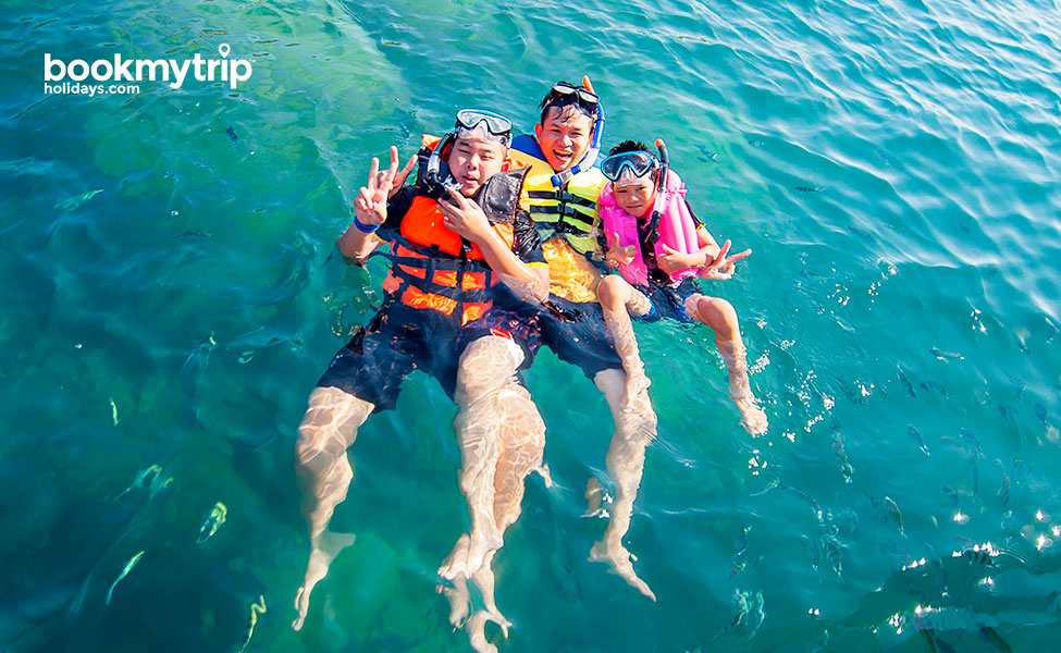 Bookmytripholidays | Explore Lakshadweep Coral Land | Beach Holiday tour packages