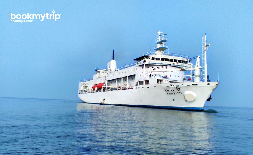 Bookmytripholidays | Lakshadweep Samudra Cruise | Beach Holiday tour packages