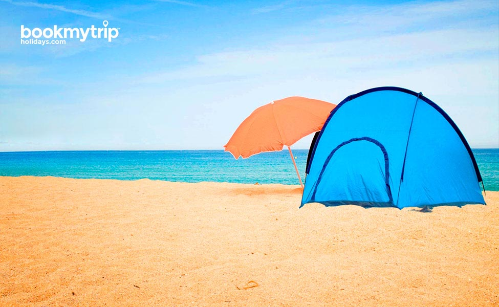 Bookmytripholidays | Thinnakara Tent N Beach | Beach Holiday tour packages