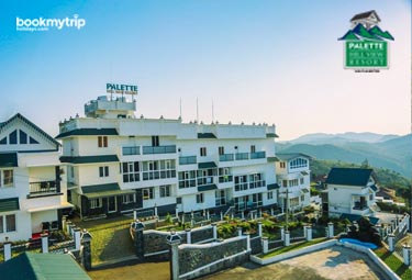 Bookmytripholidays Accommodation | Vagamon | Palette Hill View Resorts