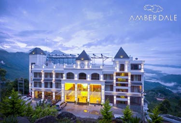 Bookmytripholidays Accommodation | Munnar  | Amber Dale Luxury Hotel and Spa
