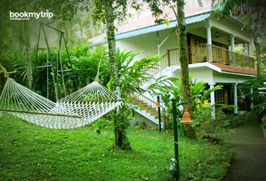 Bookmytripholidays Accommodation | Thekkady  | Camel Back Plantation Bungalow