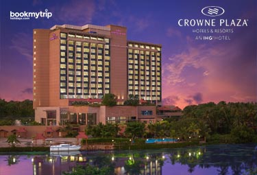 Bookmytripholidays Accommodation | Kochi  | Crowne Plaza