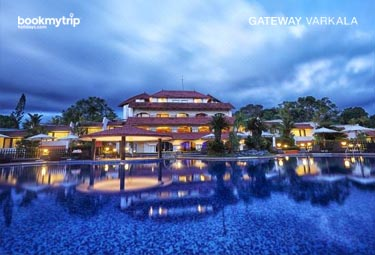 Bookmytripholidays Accommodation | Varkala  | Gateway Varkala