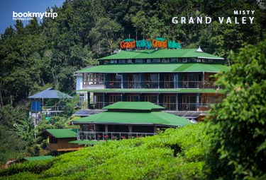 Bookmytripholidays Accommodation | Munnar  | Grand Valley Resort