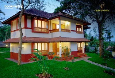 Bookmytripholidays Accommodation | Thekkady  | Greenwoods Resort