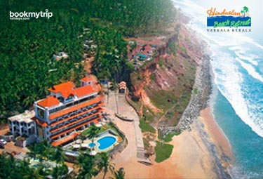 Bookmytripholidays Accommodation | Varkala  | Hindustan Beach Retreat