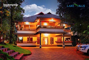 Bookmytripholidays Accommodation | Munnar  | Lake N Hills