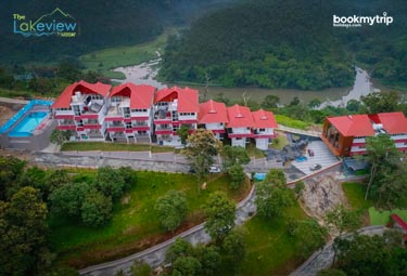 Bookmytripholidays Accommodation | Munnar  | The Lake View
