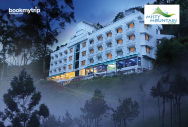 Bookmytripholidays Accommodation | Munnar  | Misty Mountain Resort