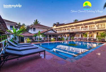 Bookmytripholidays Accommodation | Calangute  | Silver Sand Holiday Village