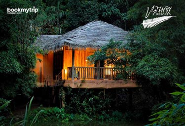 Bookmytripholidays Accommodation | Wayanad | Vythri Resort