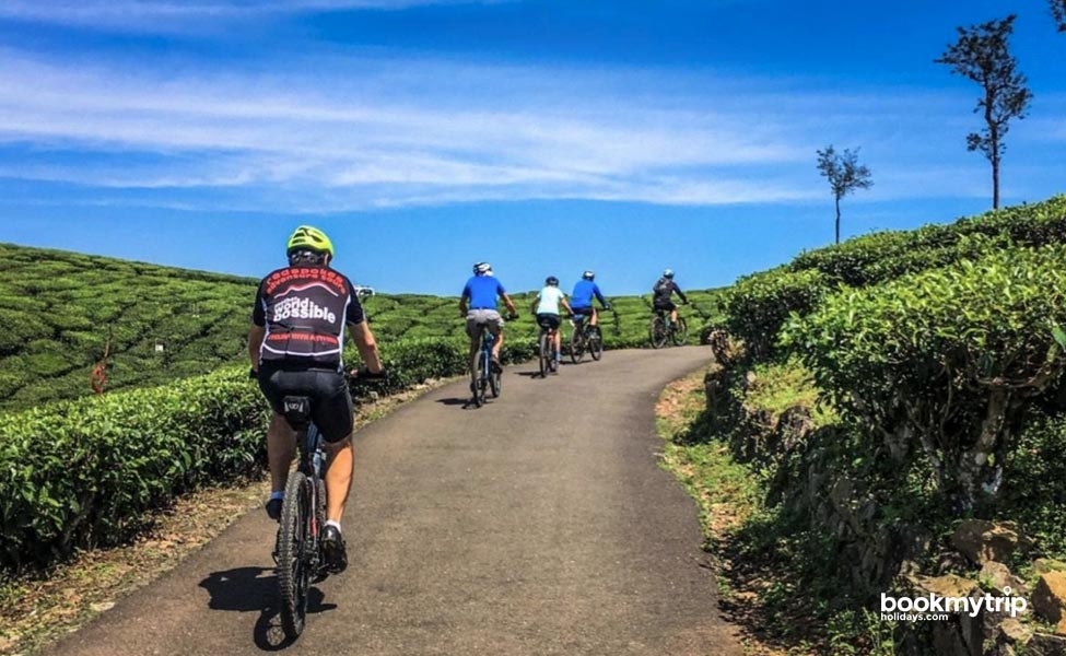 Bookmytripholidays | Kerala Cycling Tour | Nature tour packages