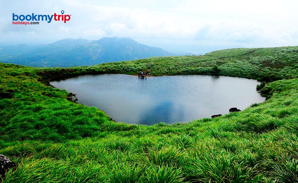 Bookmytripholidays | Enchanting Hill Station of Western Ghats | Resort Stay tour packages