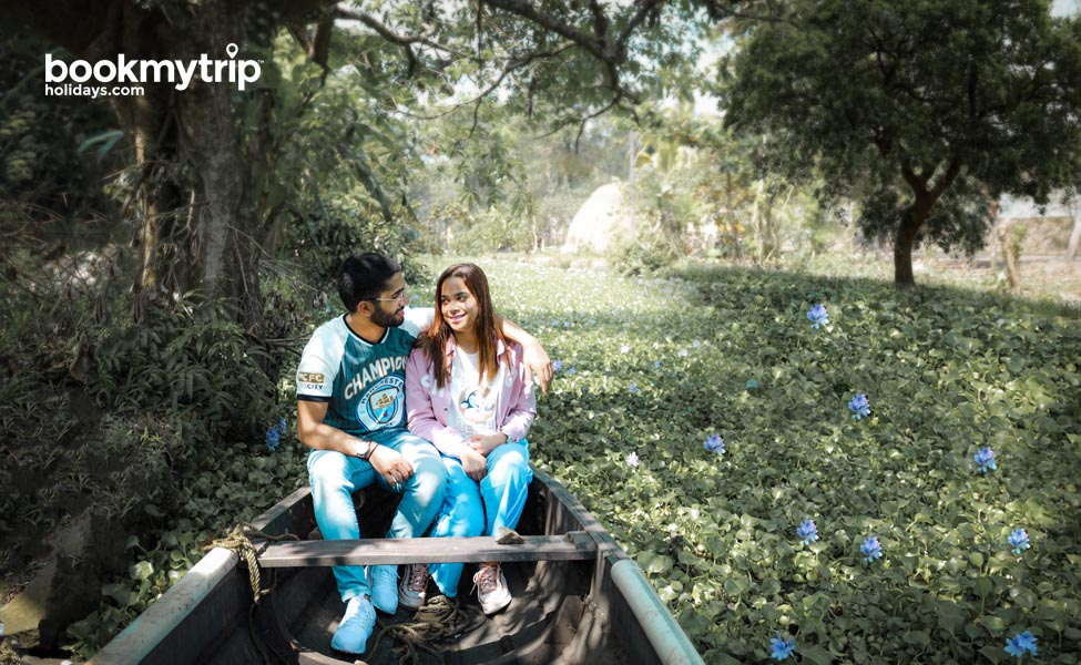 Bookmytripholidays | Romantic Charms Kerala | Resort Stay tour packages