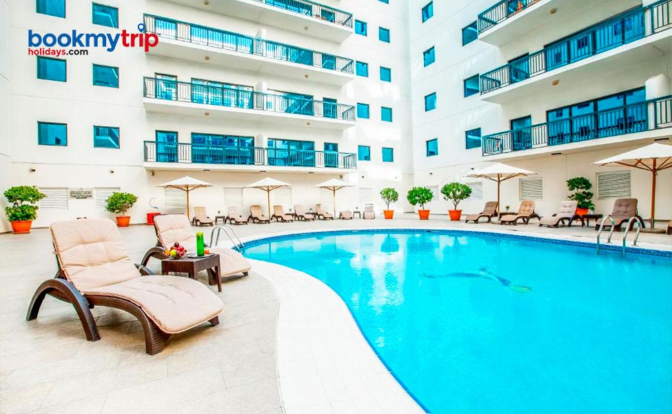 Bookmytripholidays Accommodation | Neemuch  | Golden Sand Apartments