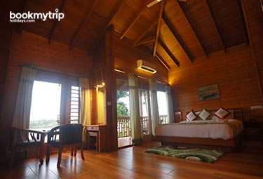 Bookmytripholidays | Arayal Resort,Wayanad | Best Accommodation packages