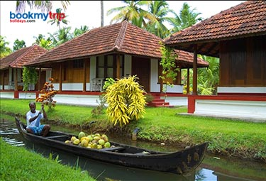 Bookmytripholidays | Coconut Lagoon CGH Earth Resort,Kumarakom  | Best Accommodation packages