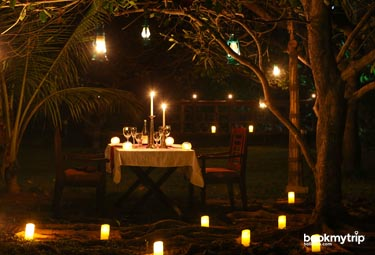 Bookmytripholidays | Fragrant Nature Backwater Resort,Kollam  | Best Accommodation packages