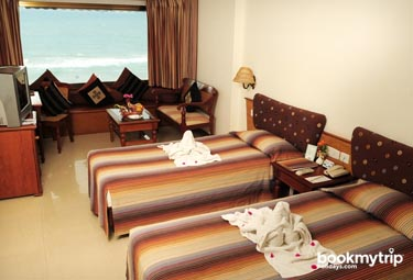 Bookmytripholidays | Hindustan Beach Retreat,Varkala  | Best Accommodation packages