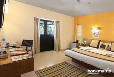 Bookmytripholidays | Keys Select Ronil Resort,Calangute  | Best Accommodation packages