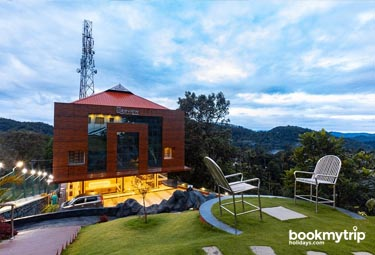 Bookmytripholidays | The Lake View ,Munnar  | Best Accommodation packages