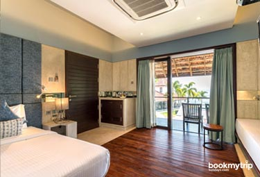 Bookmytripholidays | Leleela  Boutique Resort,Alappuzha  | Best Accommodation packages