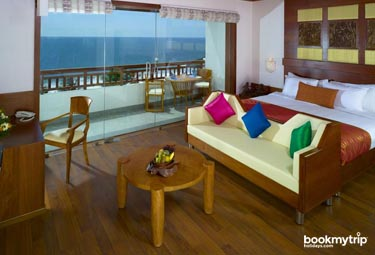 Bookmytripholidays | Gokulam Turtle on the Beach,Kovalam  | Best Accommodation packages