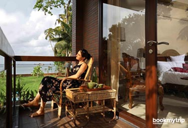 Bookmytripholidays | Uday Serenity Backwater Resort,Alappuzha  | Best Accommodation packages
